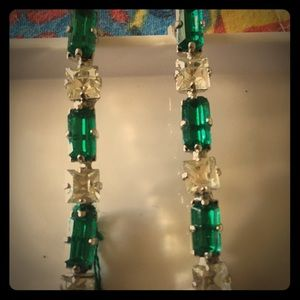 Vintage 2 inch drop earrings ! Excellent condition